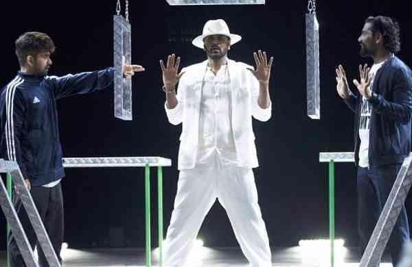 Prabhu Deva in Street Dancer 3D