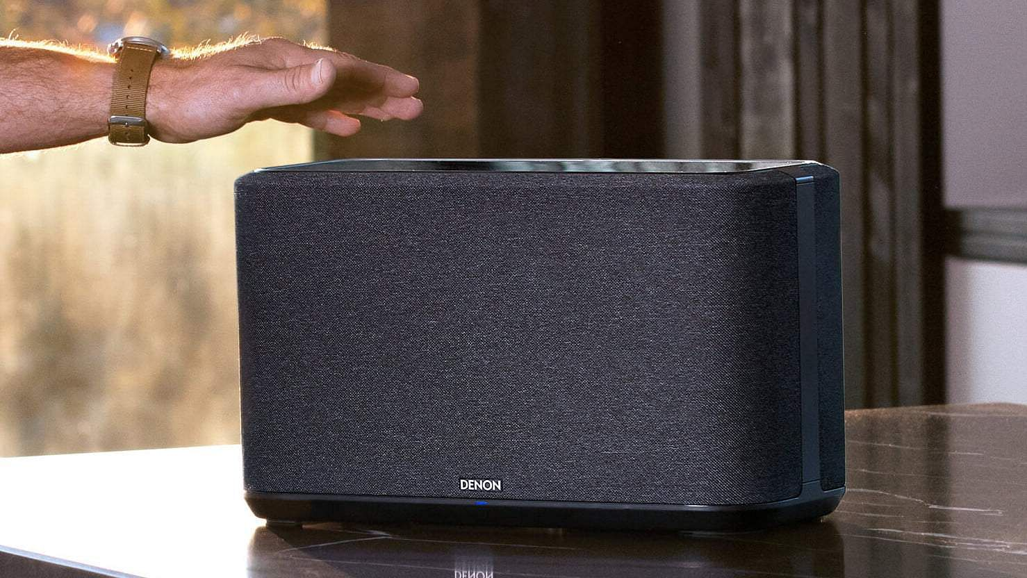 Denon Home 350: A powerful wireless speaker that integrates with Alexa, Google, Siri and plays all internet radio stations. Also good for high-res content. Wi-fi, Airplay 2 and BT enabled. INR 50,000.