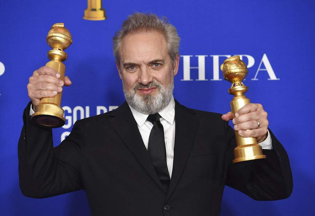 Sam Mendes (AP Photo/Chris Pizzello)