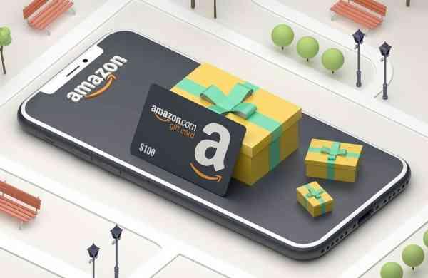 A representative picture of Amazon India
