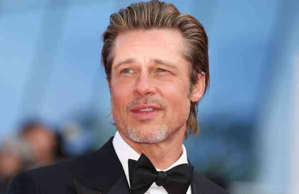 Brad Pitt (Xinhua/Gao Jing/IANS)