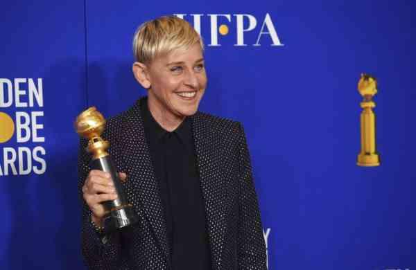 Ellen DeGeneres (AP Photo/Chris Pizzello)