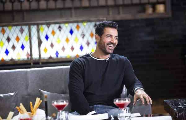 John Abraham on Not Just Supper Stars