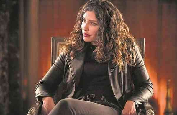 Juliana Harkavy as Dinah Drake / Black Canary