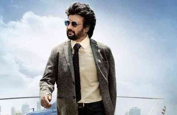 Superstar Rajinikanth in Darbar