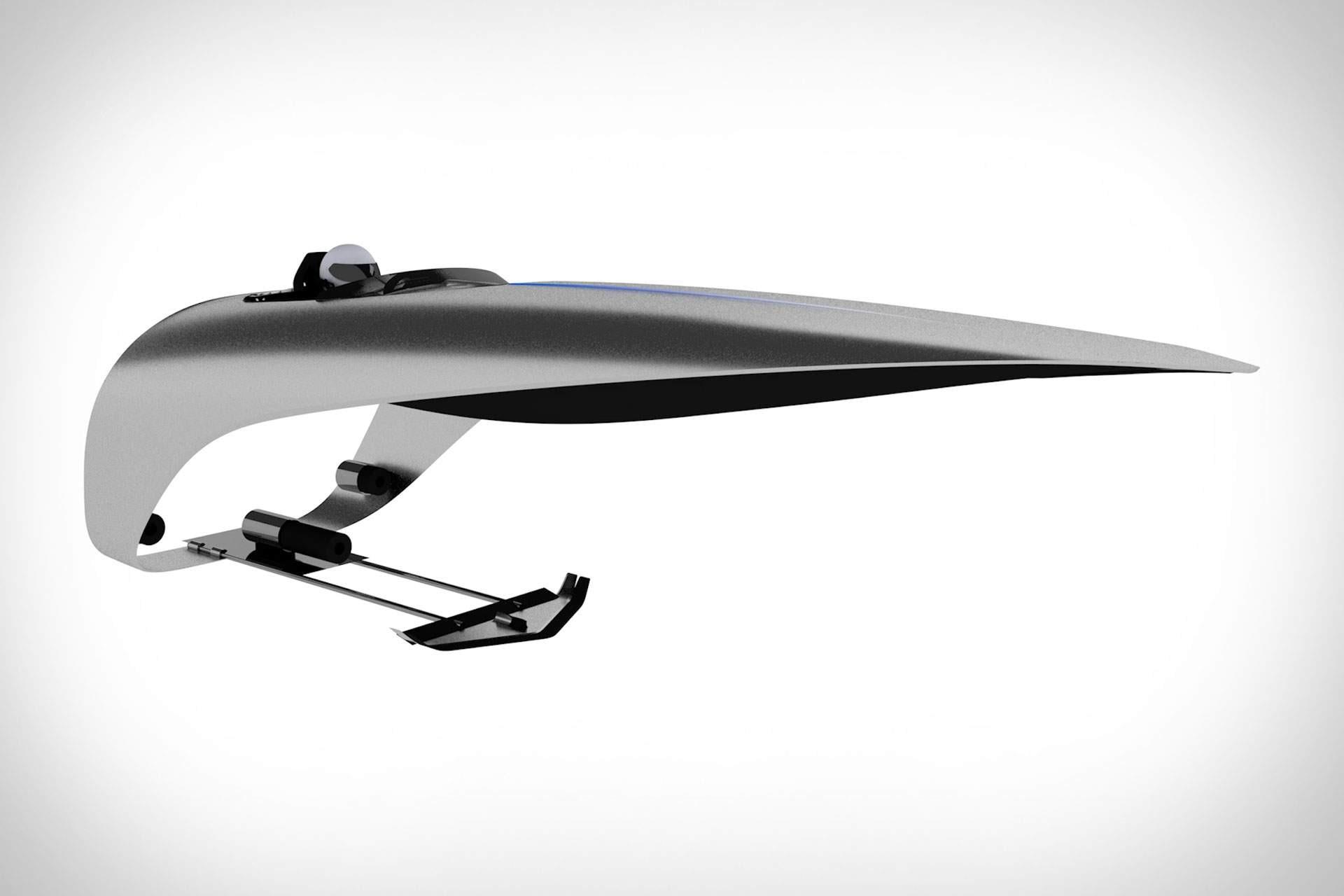 Racebird Powerboat