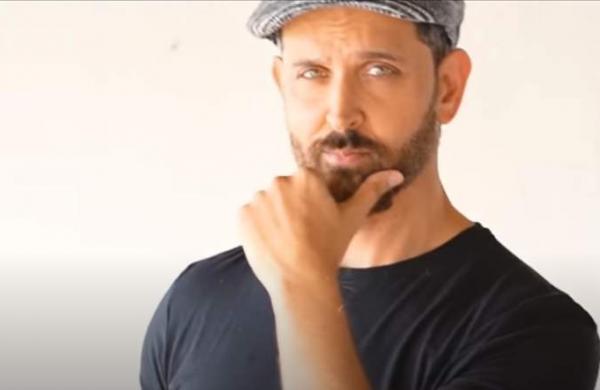 Hrithik Roshan in the Mooch Swag song