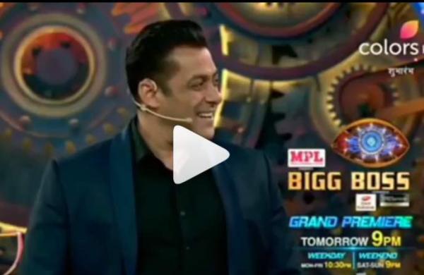 Salman Khan on Bigg Boss 14