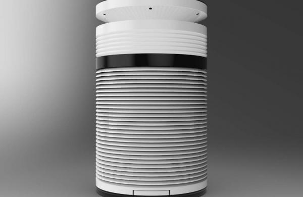 AirOk SmokeStop purifier
