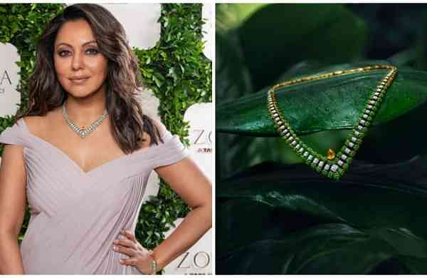 Gauri Khan launches Rooted