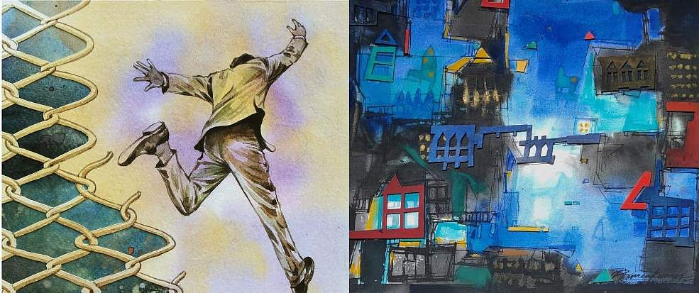 Works_by_Venugopal_VG_and_Praveen_Kumar