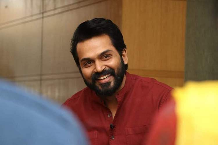 'One of my biggest productions': Karthi announces Sultan shoot wrap