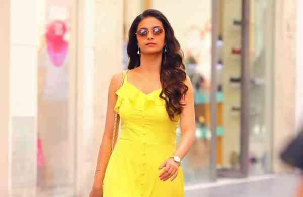 Keerthy Suresh Miss India