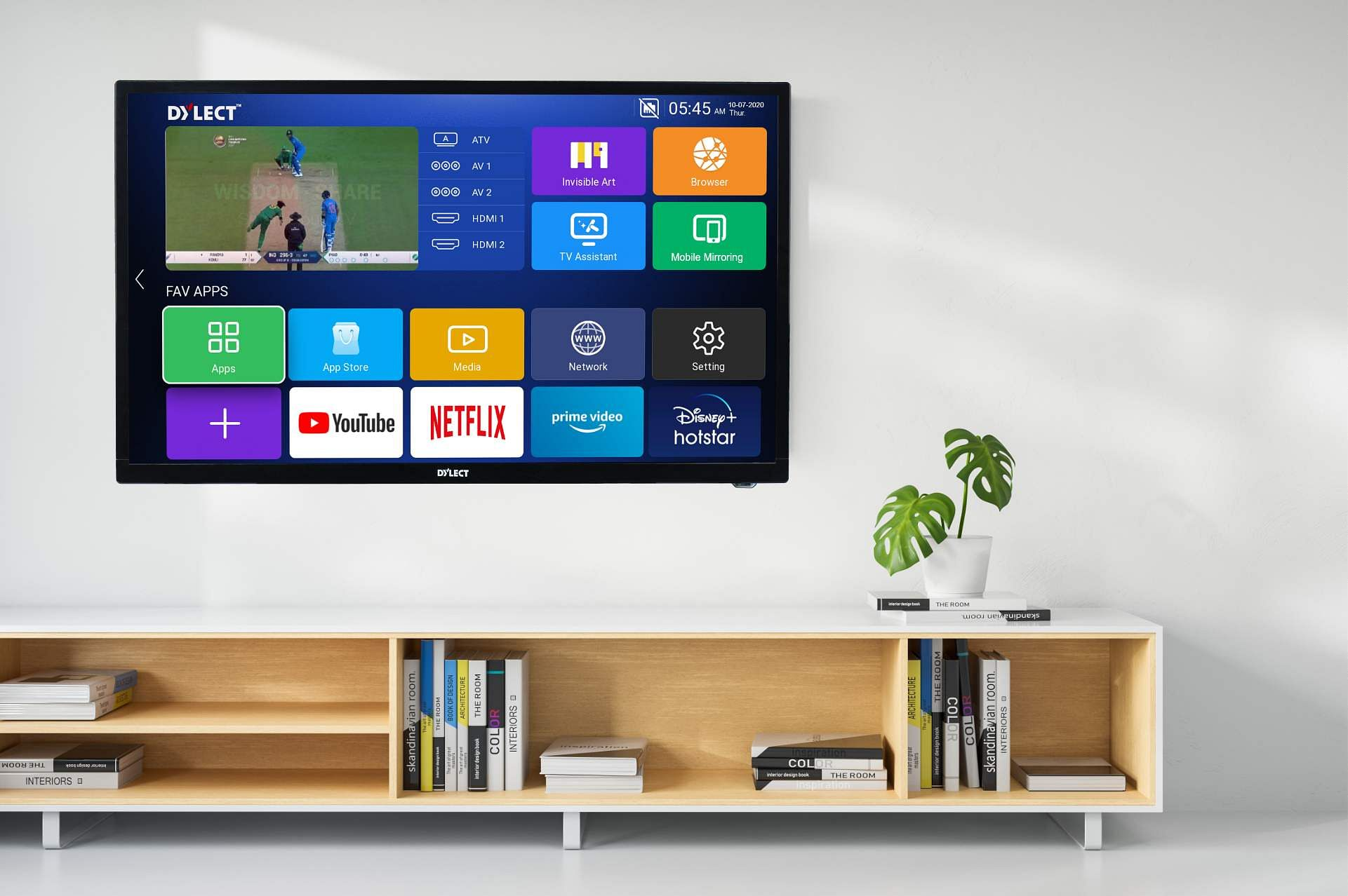 Dylect Smart TV 32IPS20S