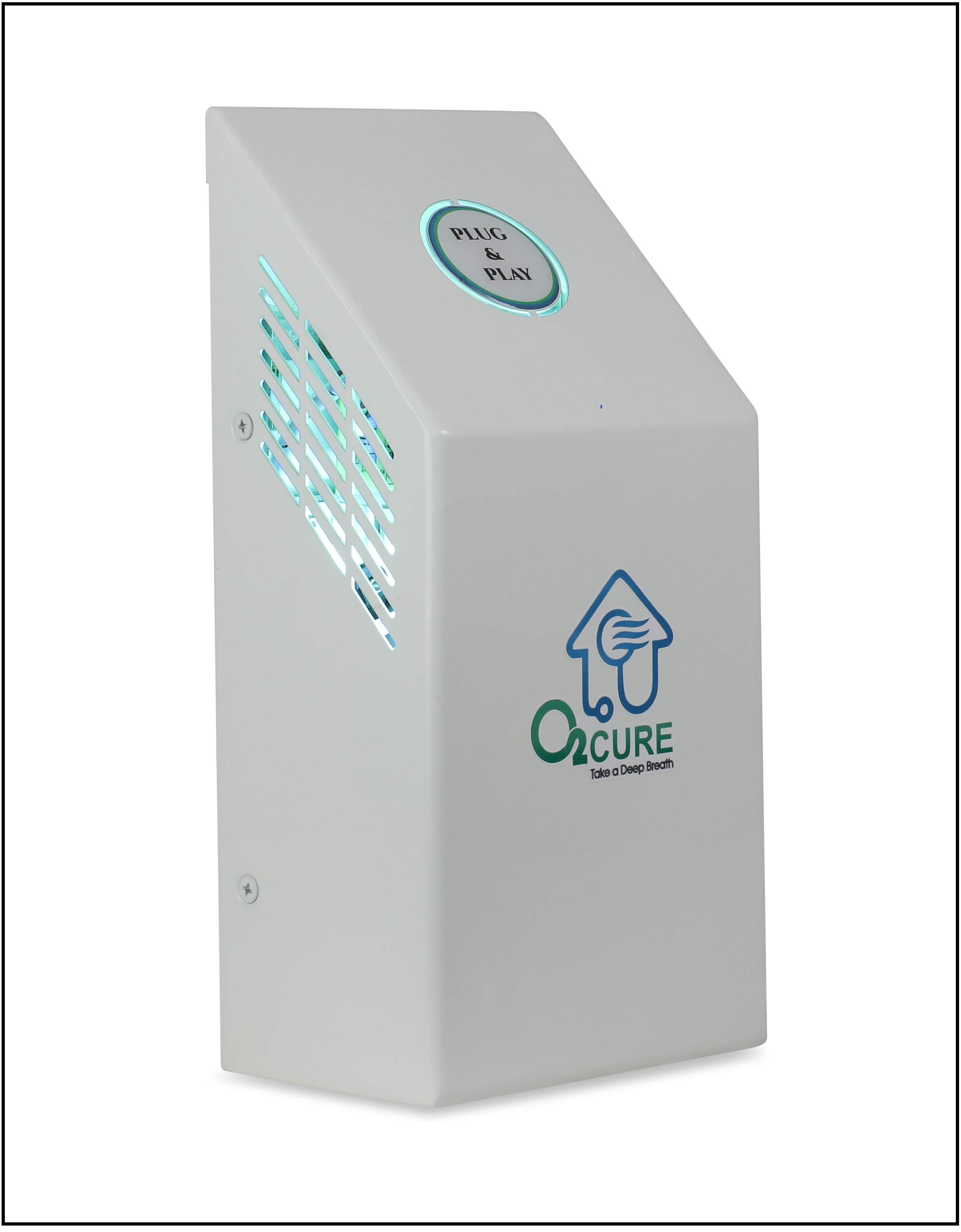 O2 Cure Plug and Play