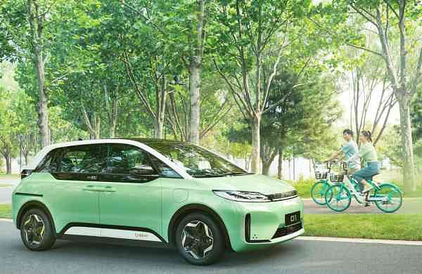 D1, the EV made in China