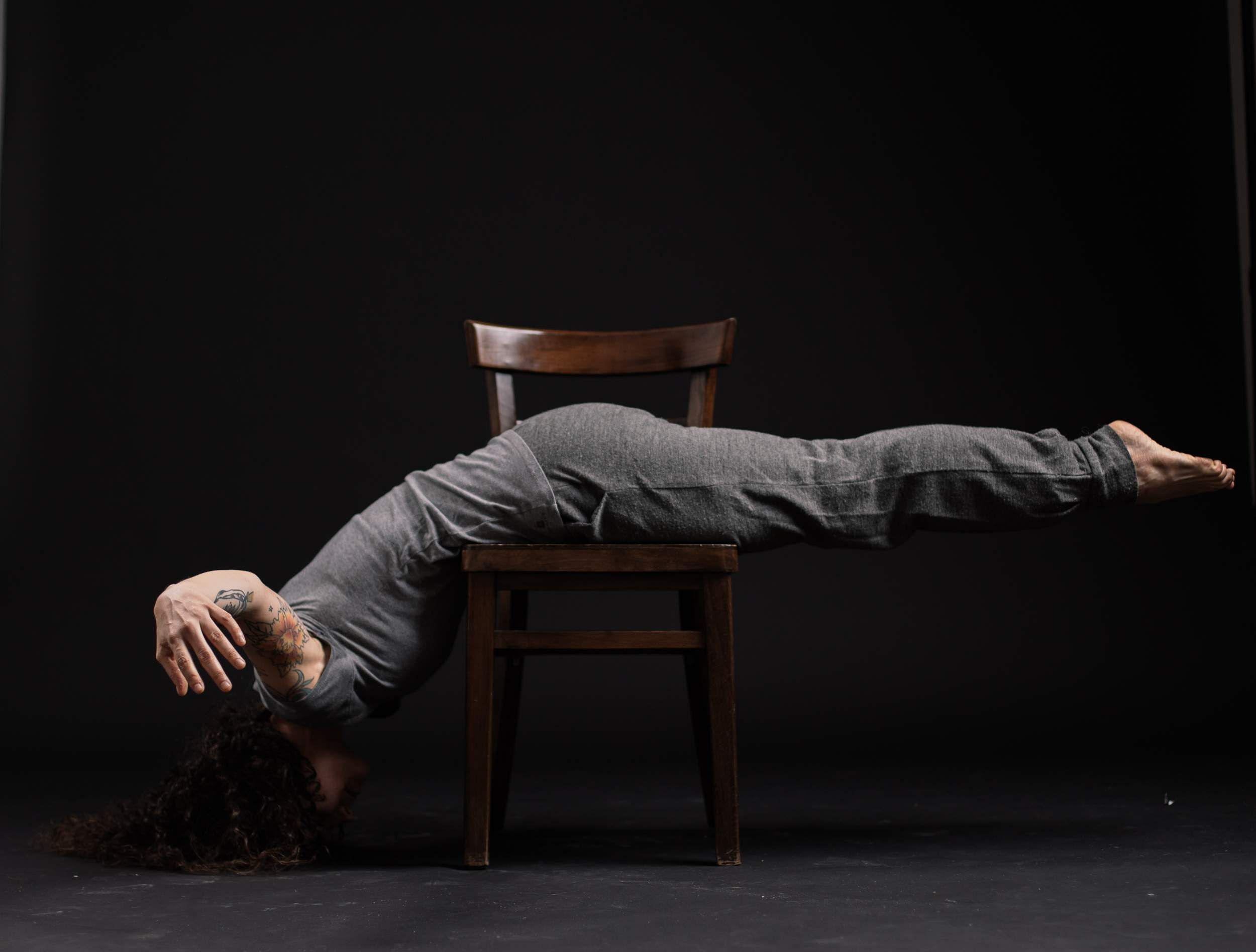 Margherita Tisato in ROOMS - Alone