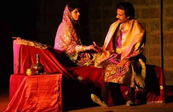 Hyderabad's Qadir Ali Baig Theatre Festival kicks-off at the Moazzam Jahi Market