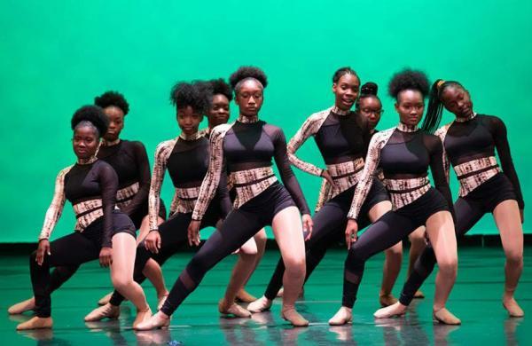 Asase Yaa Youth Ensemble (pic by Solwazi Afi Olusola)