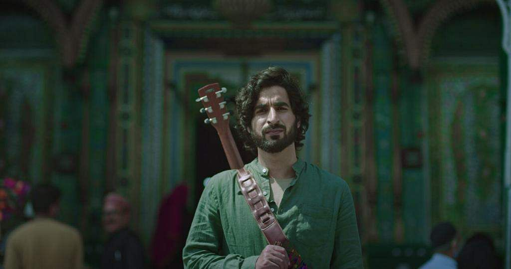 Kashmiri musician Rahi has just released his new single Maahi