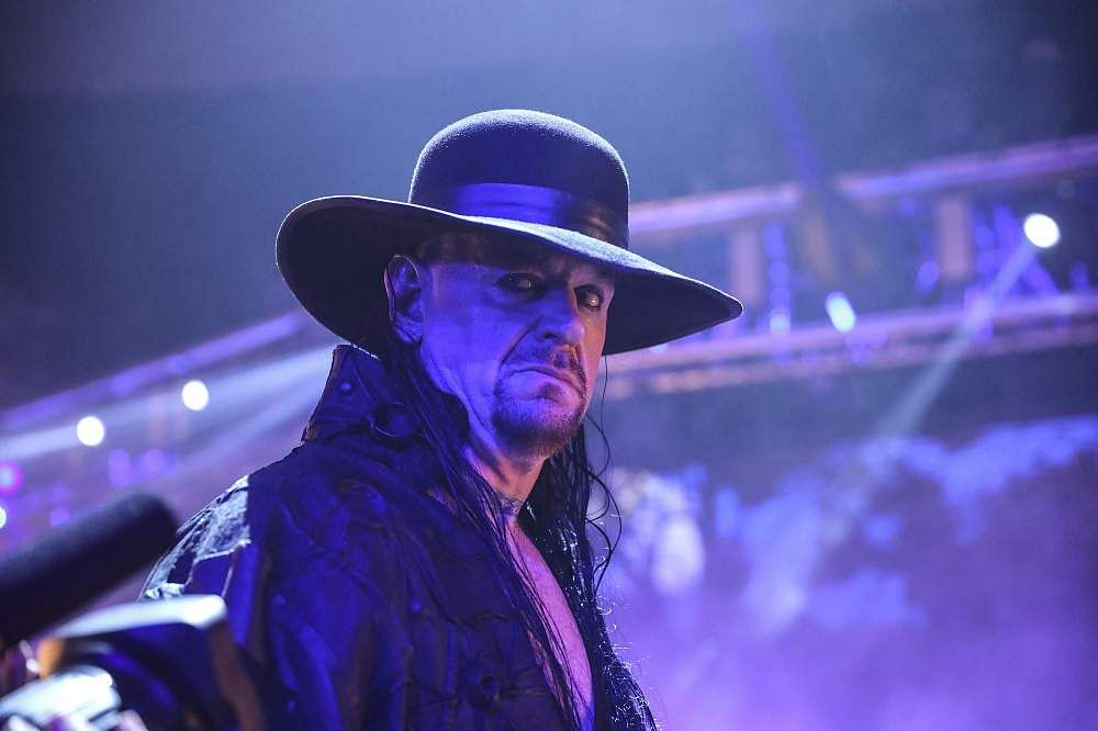 The Undertaker said his Final Farewell to the WWE Universe