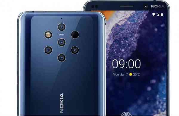 Nokia 9.3 PureView 5G launch delayed