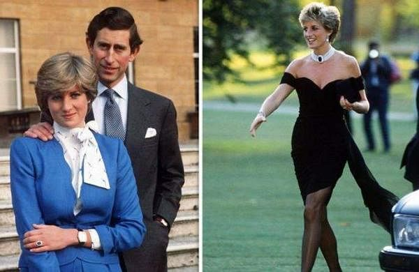 seven looks inspiredby Lady Diana's iconic style