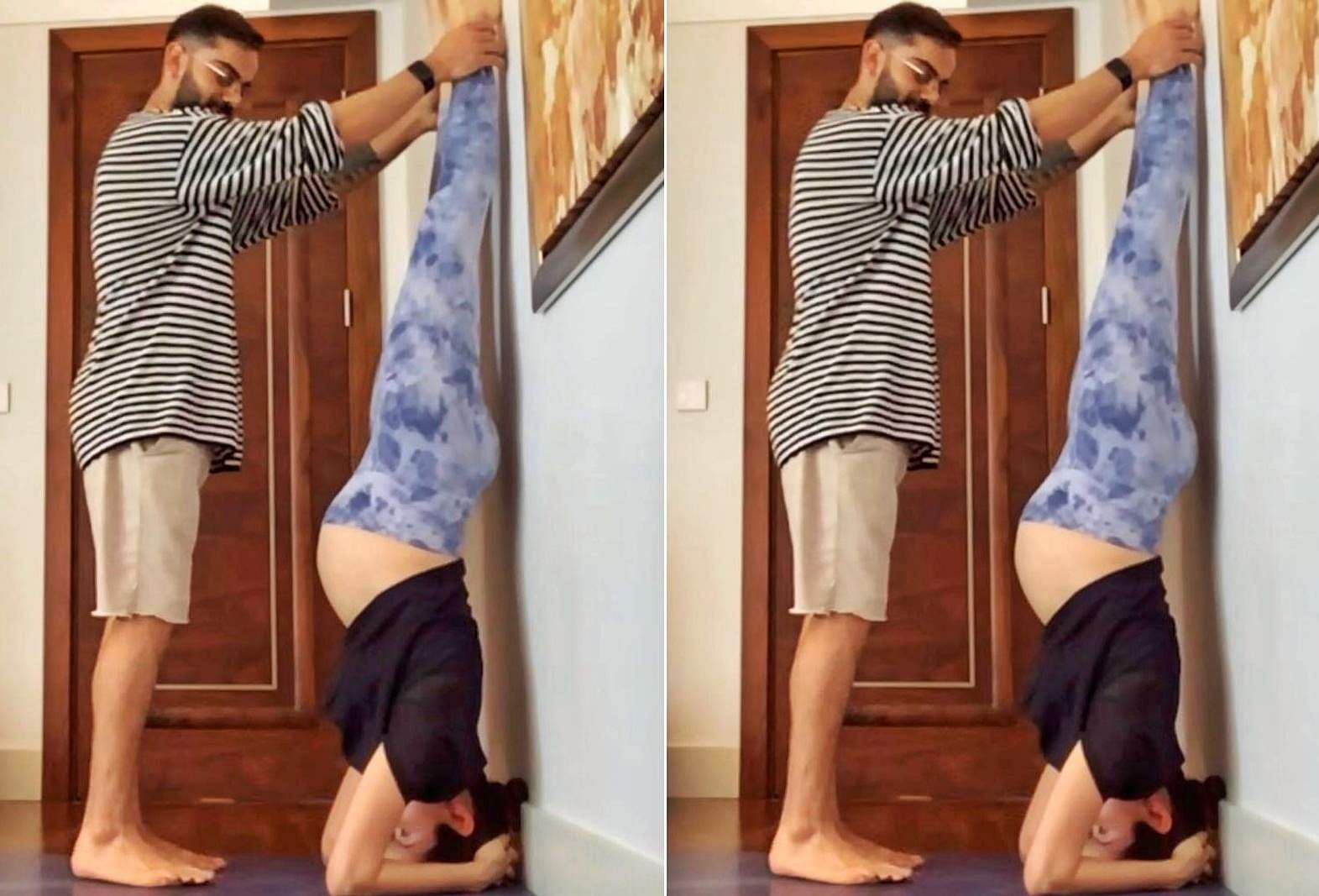 Anushka_Sharma_holds_a_Shirshasana