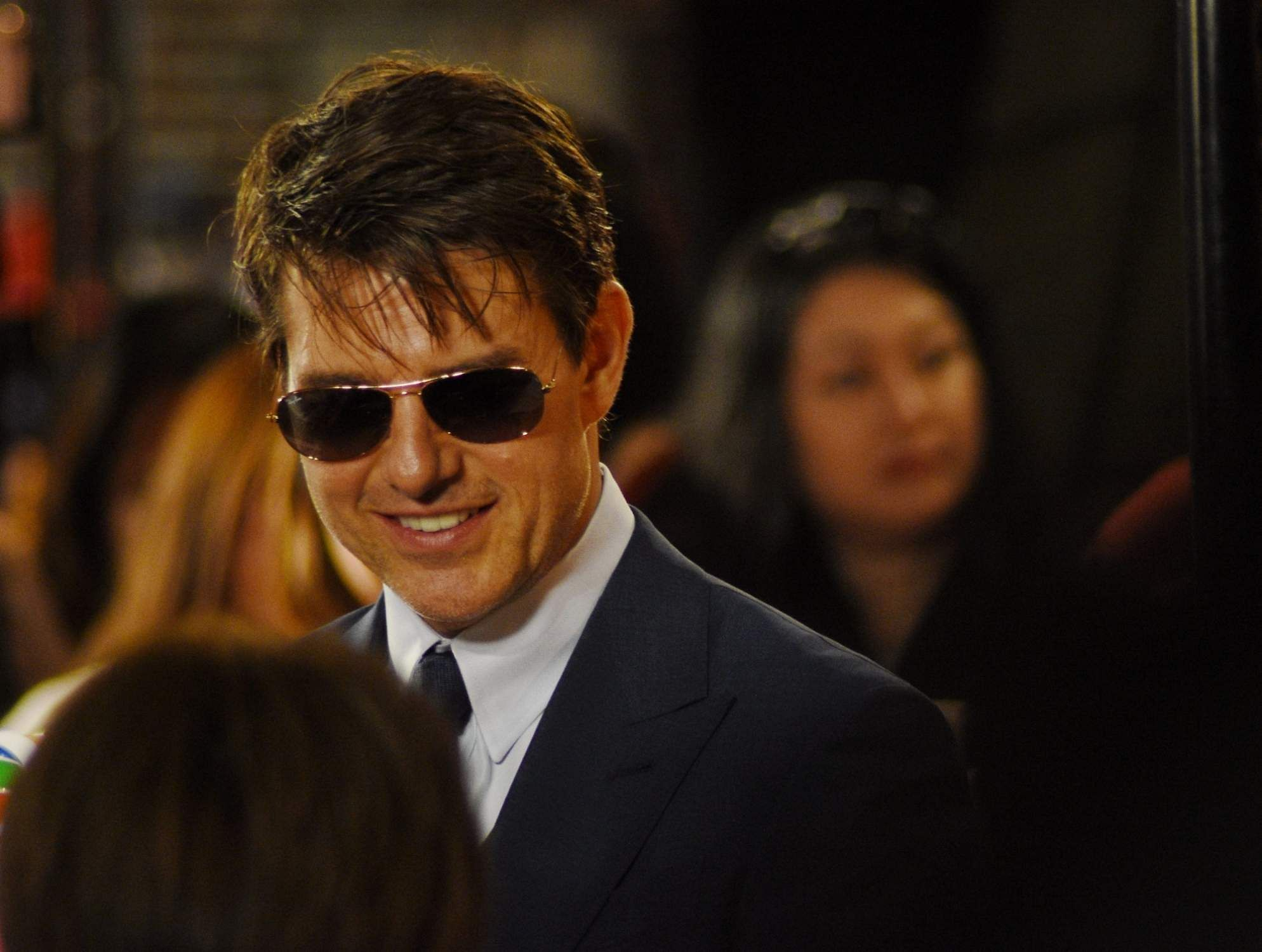 Tom Cruise lost his cool on the sets of MissionImpossible 7