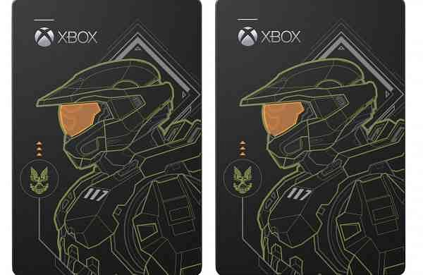 Seagate introduces a new game drive for Xbox Halo