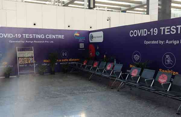 A 24X7 COVID-19 testing facility introduced at Kempegowda International Airport in Bengaluru