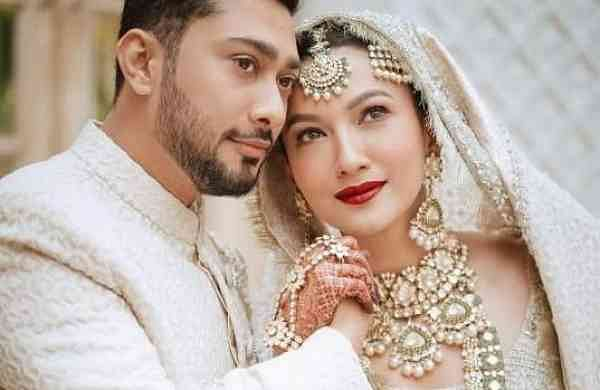 Actress Gauahar Khan and choreographer Zaid Darbar got married in Mumbai on December 25