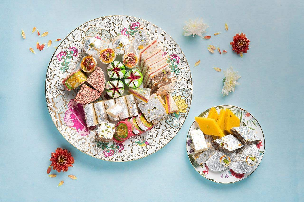 Assorted Cashew Sweets