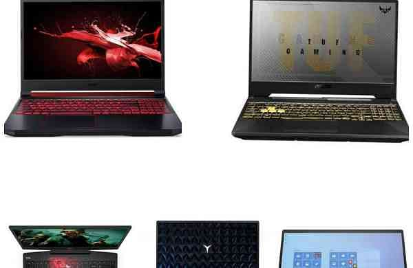 5 affordable gaming laptops that ruled India market in 2020