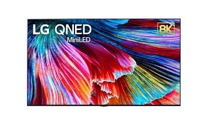 Called LG QNED TV, the liquid crystal display (LCD) TV uses ultra-small LEDs as the backlight