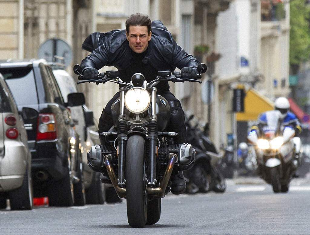 Tom Cruise in Mission: Impossible - Fallout (Chiabella James/Paramount Pictures and Skydance via AP)