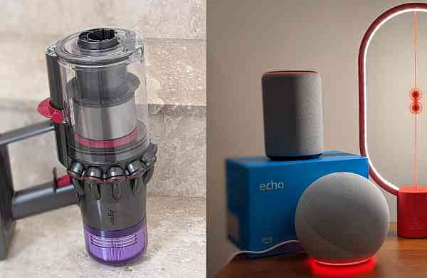 Dyson V11 Absolute Pro and Amazon Echo 4th Generation