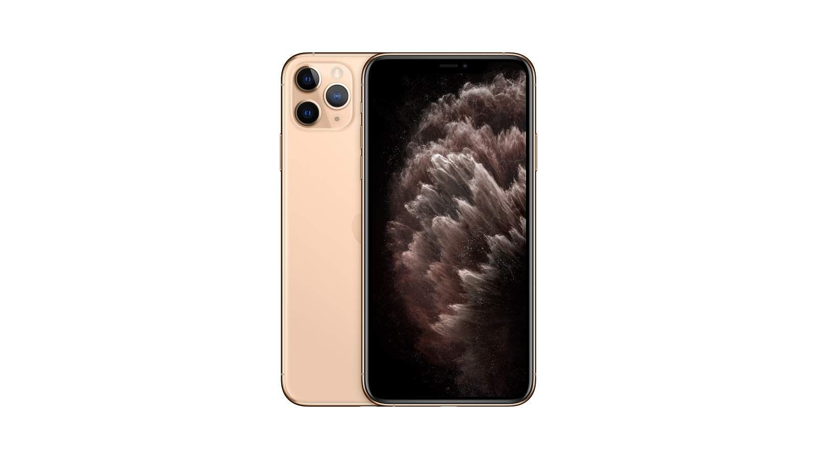 iPhone 11 Pro: The newest must-have device from Apple, comes with a triple camera setup, and an insanely clear Super Retina XDR display. INR 99,900.