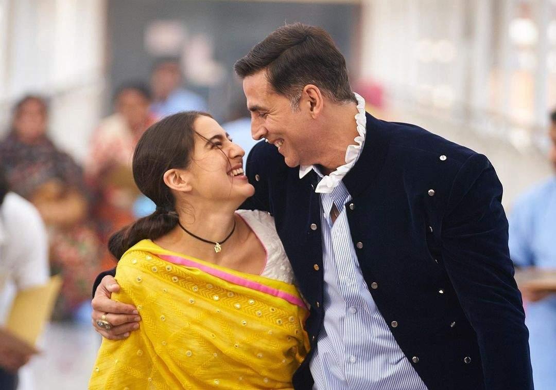 Akshay Kumar resumes shooting for Atrangi Re with Sara Ali Khan and Dhanush
