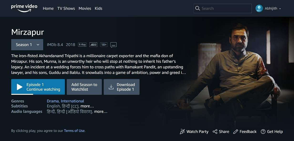Amazon Prime Video Launches Watch Party Here S How To