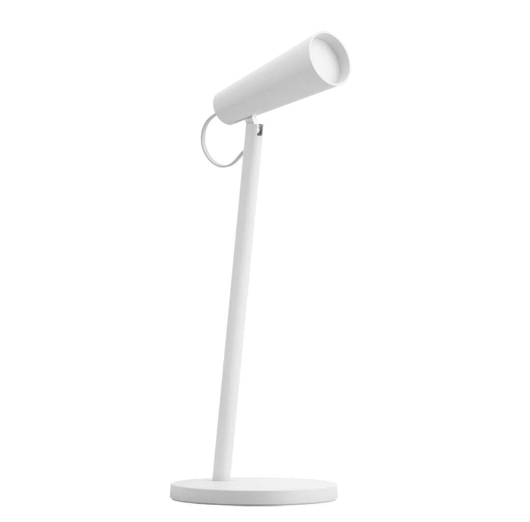 Mi Rechargeable Lamp: A portable LED lamp with three colour temperature modes. 10/60/100 lumens options let you choose the brightness you need. Lasts up to 40 hours on a single charge. INR 1,499.