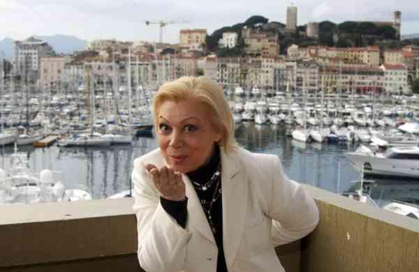 Italian opera soprano Mirella Freni (AP Photo/Lionel Cironneau)