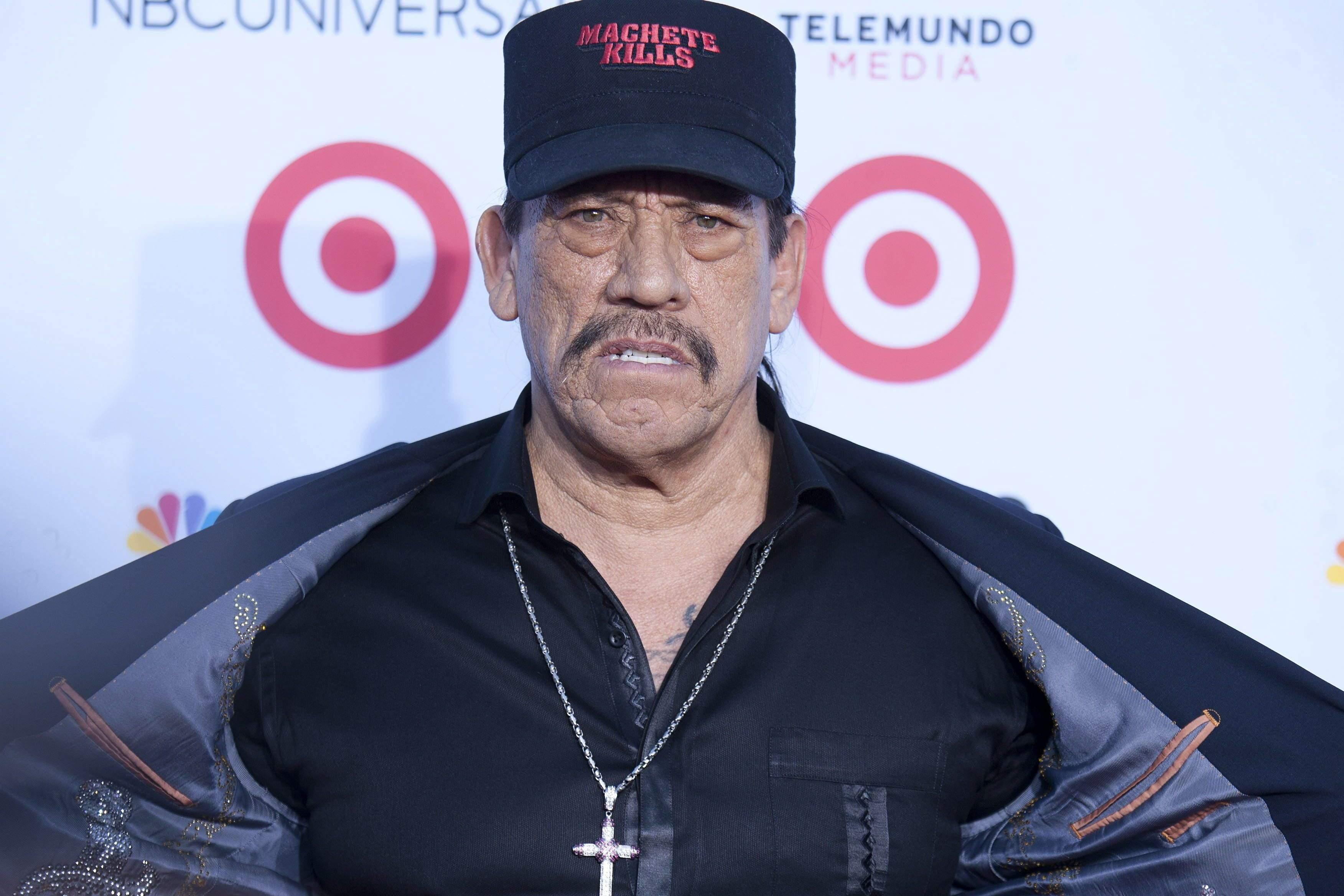 Danny Trejo (IANS/EFE/Jorge Cruz)