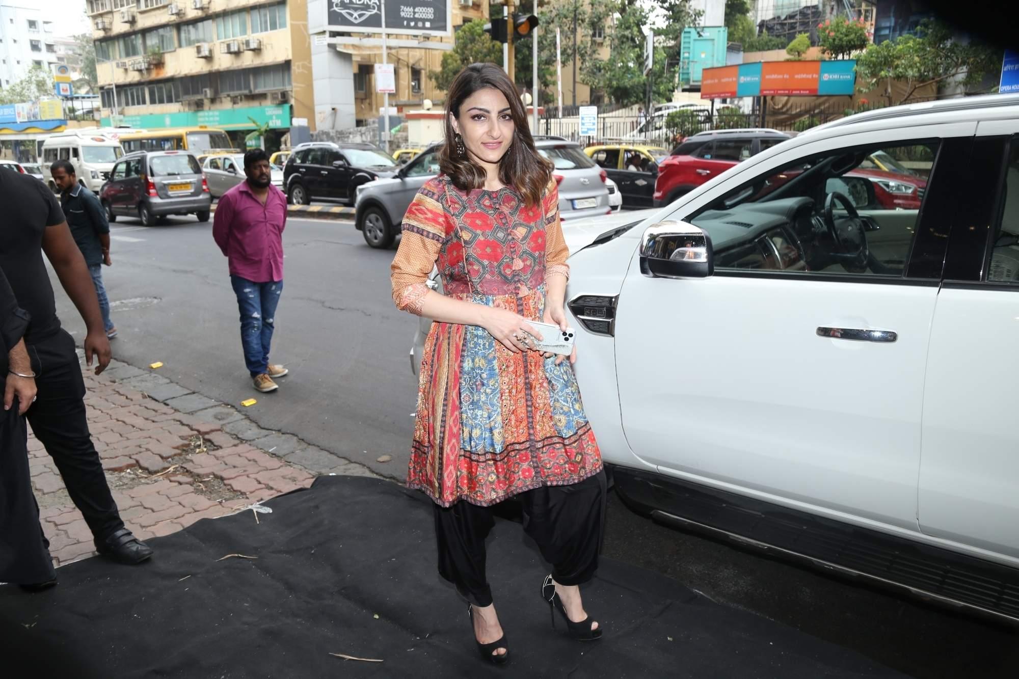 Soha Ali Khan (Photo: IANS)
