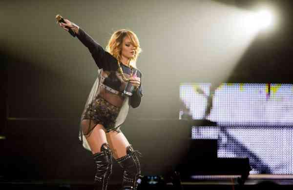 Rihanna (Photo: IANS)