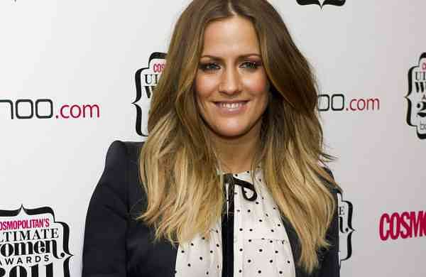 Caroline Flack (AP Photo/Jonathan Short)