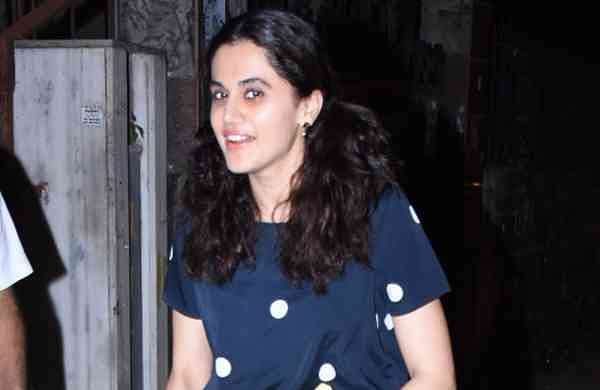 Taapsee Pannu (Photo: IANS)