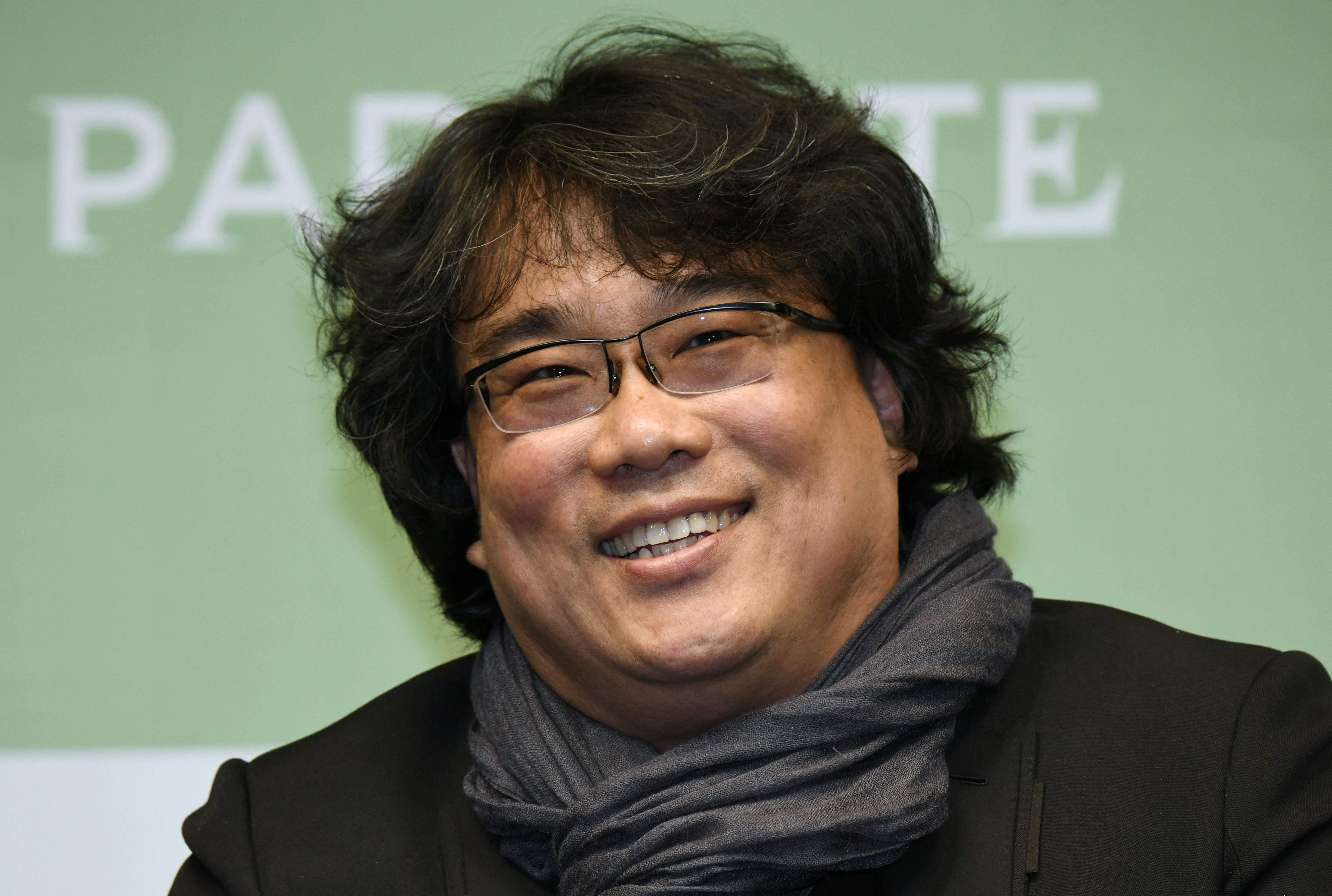 Bong Joon-ho (AFP/Jung Yeon-je)