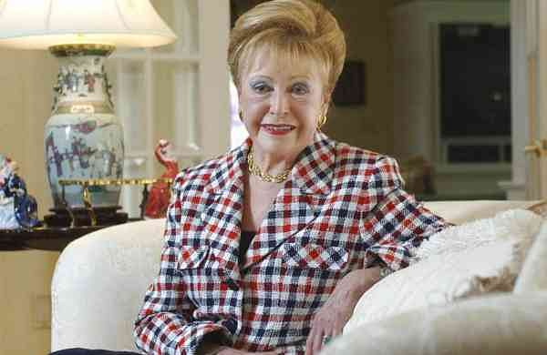 Mary Higgins Clark (AP Photo/Mike Derer)