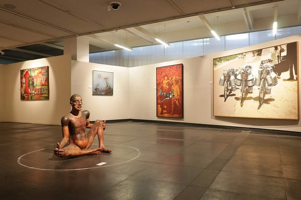 Glimpses of post-Independent India at NGMA (Photo: IANS)